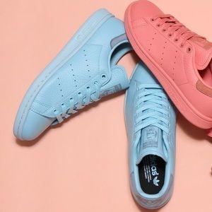 RARE Adidas Sky Blue Stan Smith Sneakers